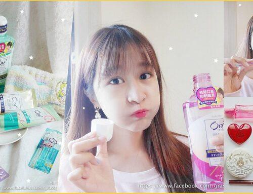 分享。日本全新 Ora²me 系列,一起養成迷人笑容+清新口香氣息