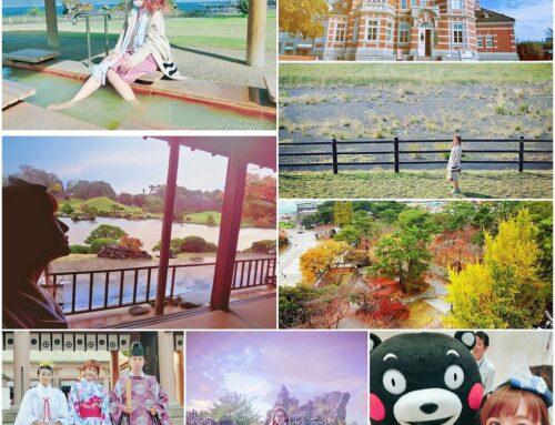 九州自由行。初心者旅遊經驗分享,玩過一次就迷上九州的獨特魅力!!(旅遊日記/打卡拍照/熊本熊)