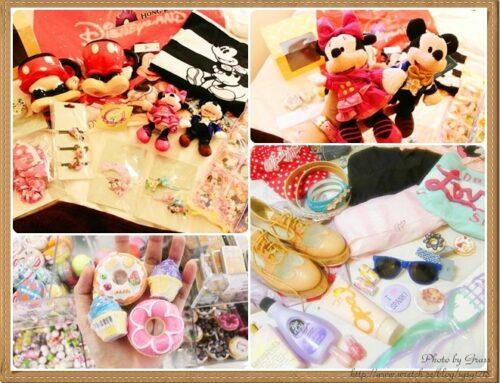*旅行*香港自由行~香港購物節,手滑買不停戰利品分享!!(上集) ( 佐敦  旺角 中環 尖沙嘴 迪士尼)