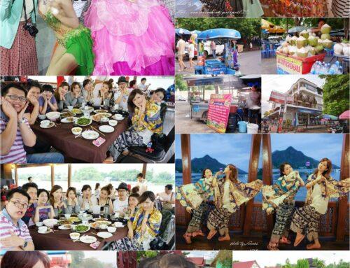 旅行體驗。全國旅行社之泰國行7天6夜行程訂位分享+超豐富旅行小花絮
