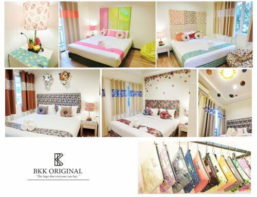 曼谷住宿+行程。超人氣泰國BKK包推出飯店了!!可愛文青房間百百種+入住免費手作包包(BKK Original Hotel)